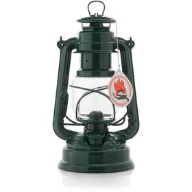 Feuerhand 276 Linterna de Huracán, moss green